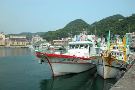 深澳漁港10