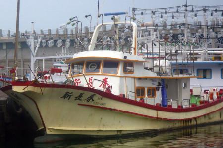 新長春11號海釣魚樂船