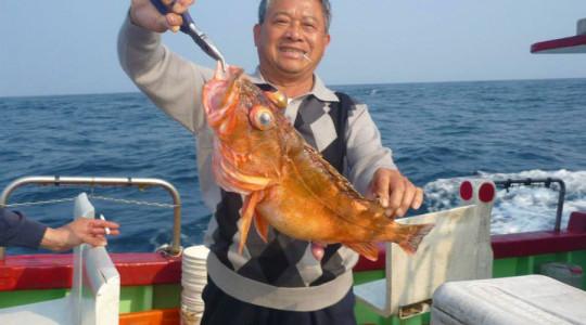 新長春11號海釣魚樂船03