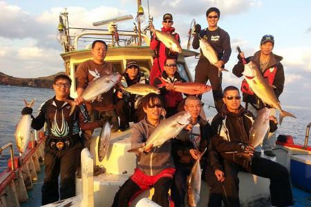 航海家海釣船08