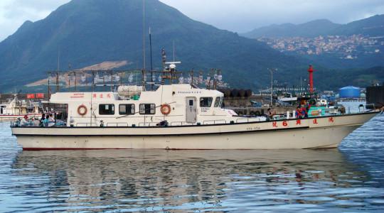 鴻達興六號海釣船