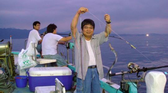 鴻達興六號海釣船09