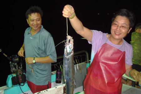 鴻達興六號海釣船12