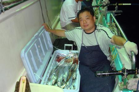鴻達興六號海釣船08