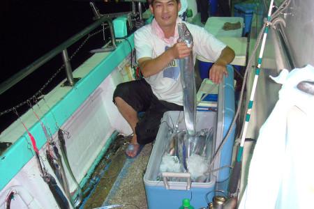 鴻達興六號海釣船07